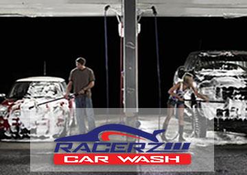A Premium Car Wash